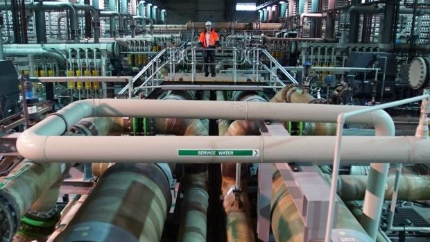 Article image for Rumour confirmed: Victorian desalination plant to be switched on