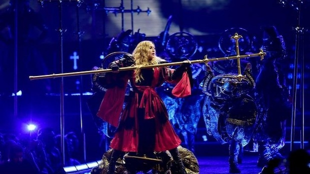 Article image for Madonna fans warned they may have to wait