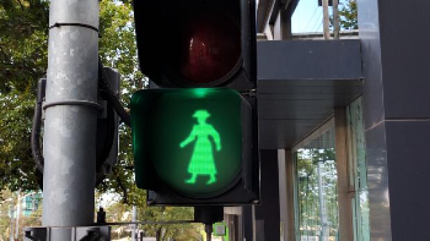 Article image for City of Yarra pedestrian light set for female revamp