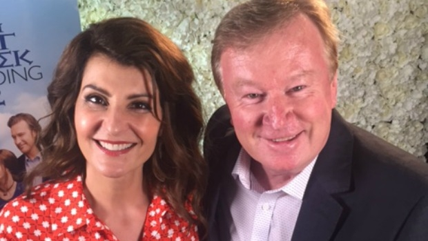 Article image for Nia Vardalos chats with Denis