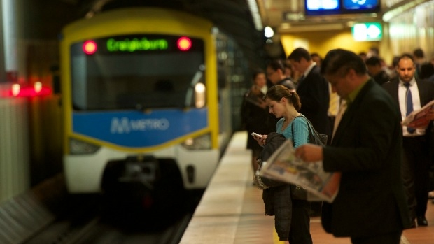 Article image for Melbourne's train network set to be derailed by more strike action