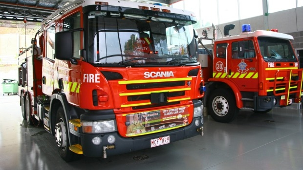 Article image for Firefighters and Union disagree over female intake quota