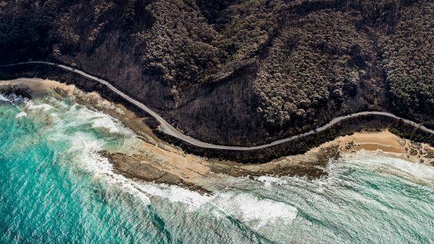 Article image for Wye River resident who lost home to fire has insurance claim denied