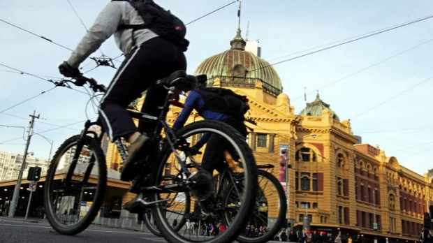 Article image for Bike plan to cut street parking