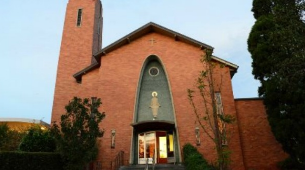 Article image for Possible arson attempt on Catholic church foiled at Balwyn North