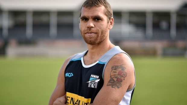 Article image for Port Adelaide's Nathan Krakouer suffers broken jaw after being punched outside Perth nightclub