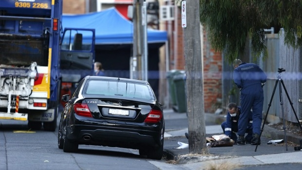 Article image for Joe Acquaro shot dead outside Brunswick East cafe, contract on his life had reportedly doubled