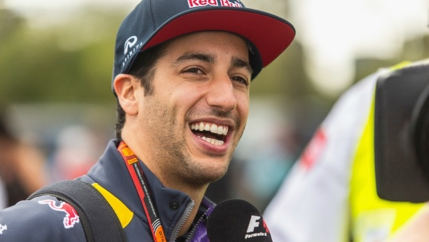 Article image for Ricciardo pours cold water on claims he should move to Ferrari