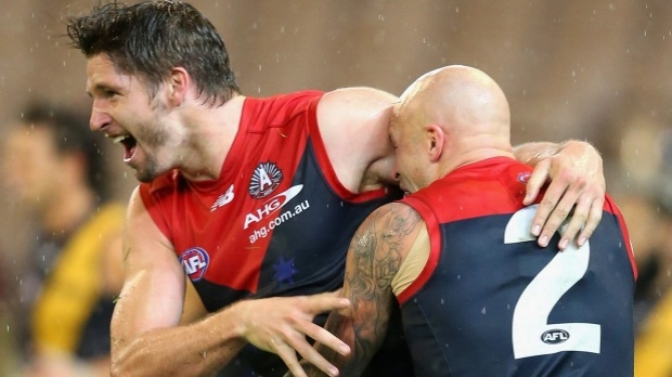 Article image for Richo picks Hogan in mini-draft of young forwards