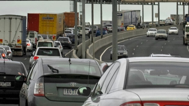 Article image for Calls to cut road tolls during work on Bolte Bridge and West Gate Freeway