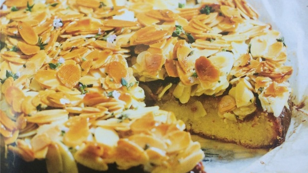 Article image for RECIPE: Emma Dean's Honey Thyme Cake
