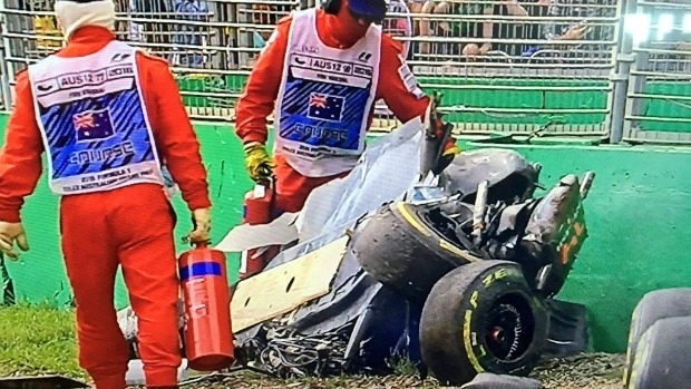 Article image for Life-saving technology available to consumers soon, says race driver