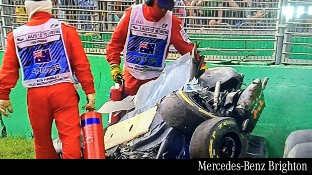 Article image for 3AW at the 2016 Formula 1 Melbourne Grand Prix, live from Albert Park