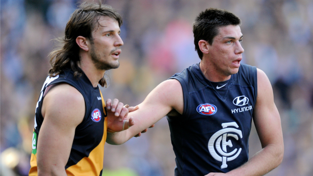 Article image for Tiger ruckman Ivan Maric in serious doubt for Round 1
