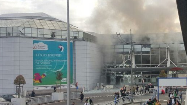 Article image for Dozens dead as Brussels is rocked by attacks on airport and metro train station