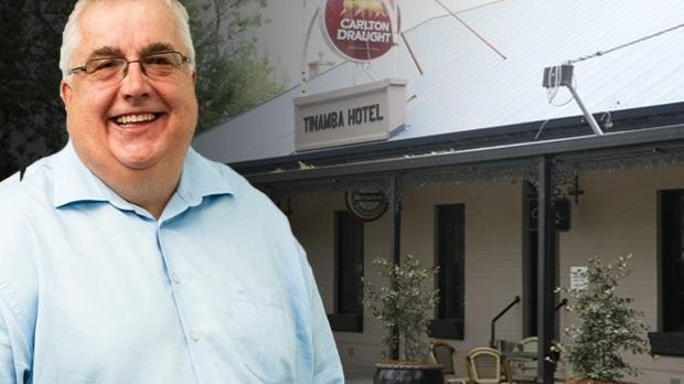 Article image for Tony Leonard reveals 3AW's De Bortoli Pub Of The Year for 2015
