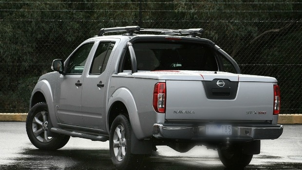 Article image for Tom Elliott questions purpose of dual cab utes in the city after witnessing crash
