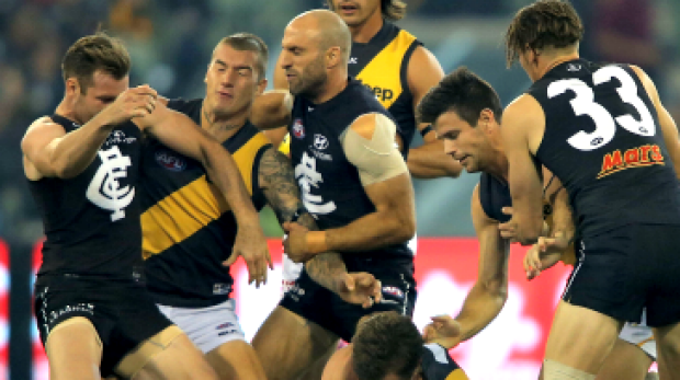 Article image for GAME DAY: Richmond v Carlton from the MCG | 3AW Radio
