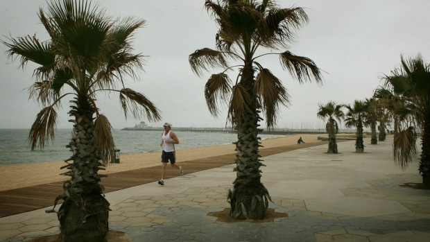Article image for St Kilda beach being 'undersold' as a tourist destination