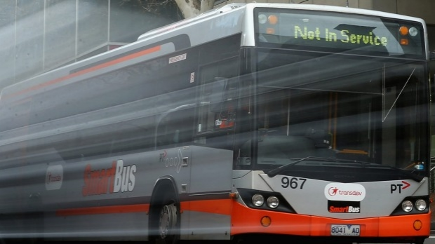 Article image for Melbourne's bus usage down, while trains and trams are on the rise
