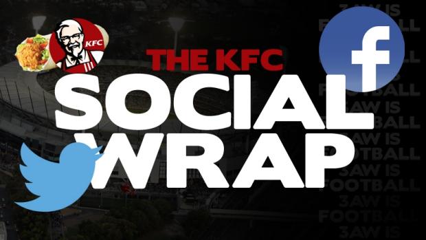Article image for KFC Social Wrap: Win a $5000 end-of-season trip!