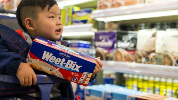 Article image for Weet-Bix going gangbusters in China