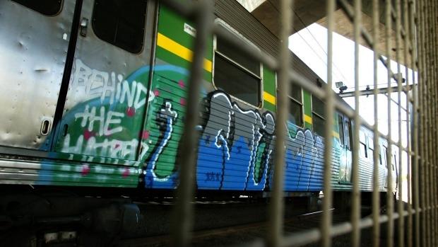 Article image for Tony Jones discusses new penalties for Melbourne graffiti vandals