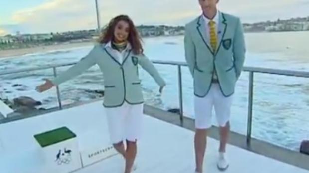 Article image for REVEALED: Australia's Rio Olympics uniform