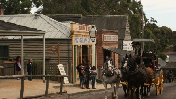 Article image for RUMOUR CONFIRMED: Live grenade behind Sovereign Hill evacuation