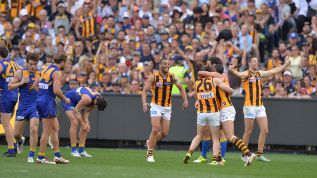 Article image for GAME DAY: Hawthorn v West Coast at the MCG | 3AW Radio