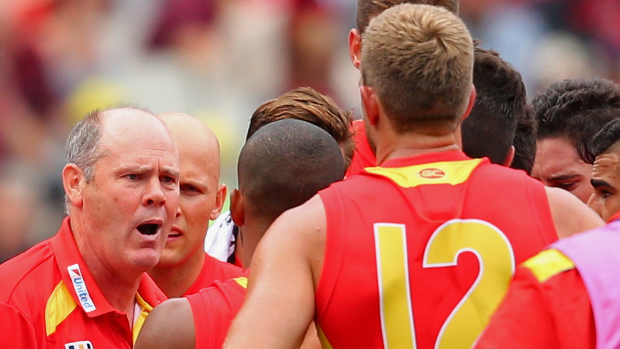 Article image for Rodney Eade says the Suns grew a lot in 2015