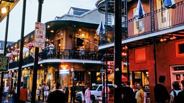 Article image for Australian students shot in New Orleans