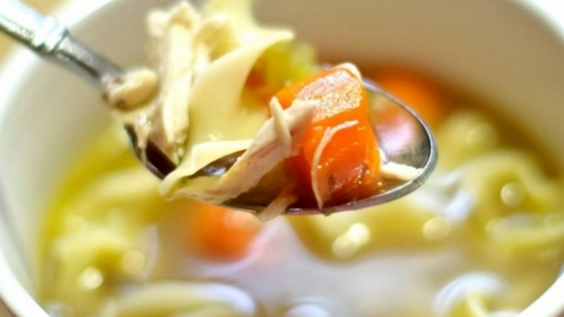Article image for Tobie Puttock's recipe for chicken soup