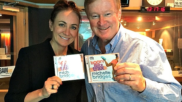 Article image for Michelle Bridges and the music that gets you moving
