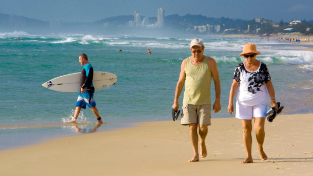 Article image for Today's retirees found to be more physically active than in the past