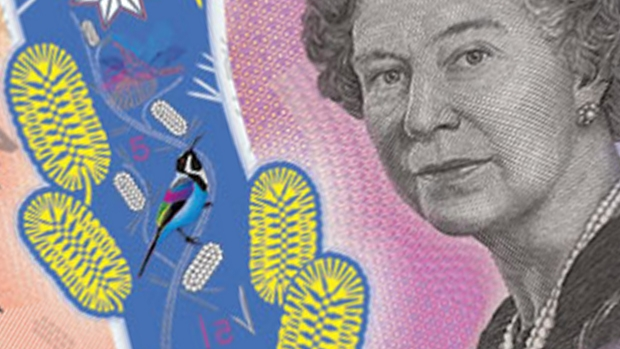 Article image for Reserve Bank releases new $5 note for Australia