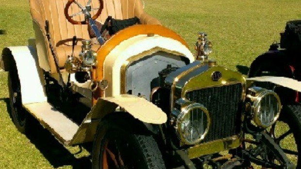 Article image for Stolen vintage car found undamaged