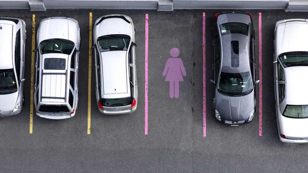 Article image for Female only parking being to be introduced in Perth