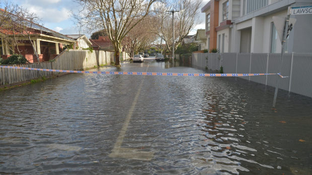 Article image for Melbourne suburbs could be swamped if we do nothing to stop climate change