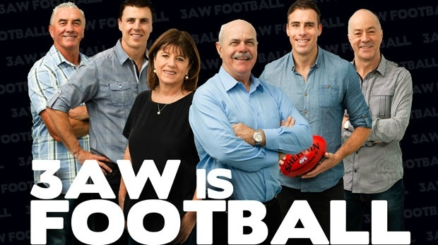 Article image for 3AW Football's broadcast schedule 2016