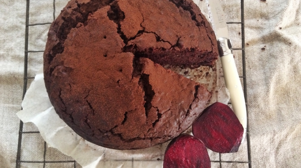 Article image for Emma Dean's recipe for 'Beetroot Chocolate Cake'