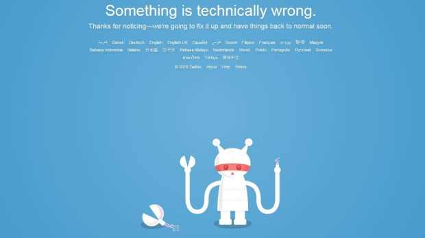 Article image for 'Chaos' across social media as Twitter goes down