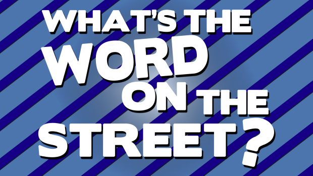 Article image for What's the word on the street?