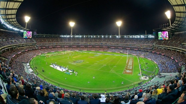 Article image for Victoria to bid for NRL grand final