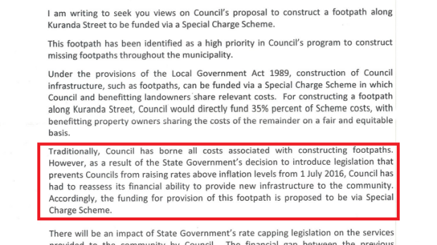 Article image for Council Watch: Frankston Council charges residents 65% of street repair cost