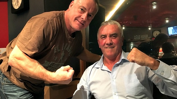Article image for Dwayne Russell and Tony Shaw clash over Port's venture into China