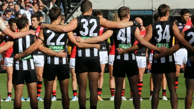 Article image for Scoop: 'Big chance' of Collingwood debut on ANZAC Day