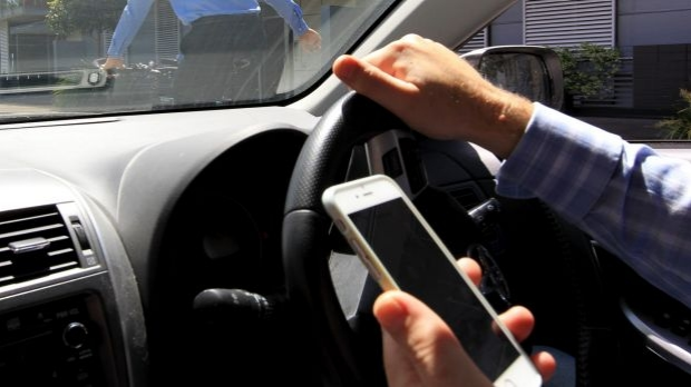 Article image for Privacy concerns over new police technology used to catch drivers using phones