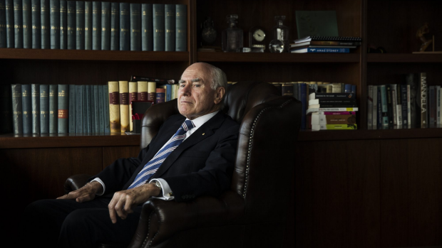 Article image for John Howard hits back at claims he 'capitalised' on Port Arthur massacre
