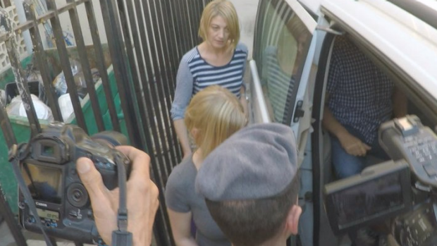 Article image for 60 Minutes crew freed on bail in Lebanon, won't be doing 'tell all' interview says Peter Ford